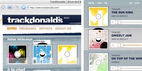 Trackdonalds