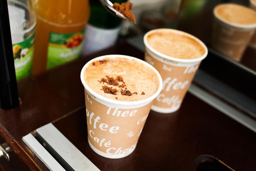 Coffee Makes The World Go Round. - Das deutsche ...