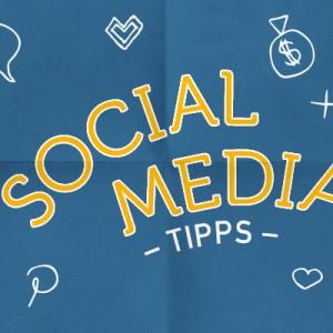 Social Media Tipps für deinen Shop