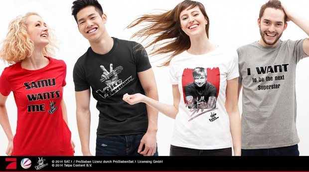 The Voice of Germany T-Shirts