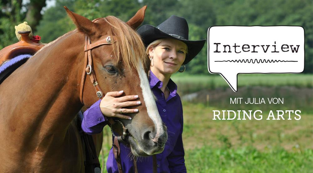Interview mit Julia von Riding Arts