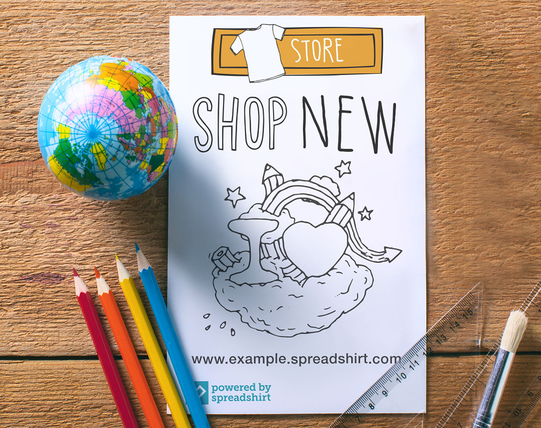 Offline Marketing Für Shopbetreiber Visitenkarten Von Moo