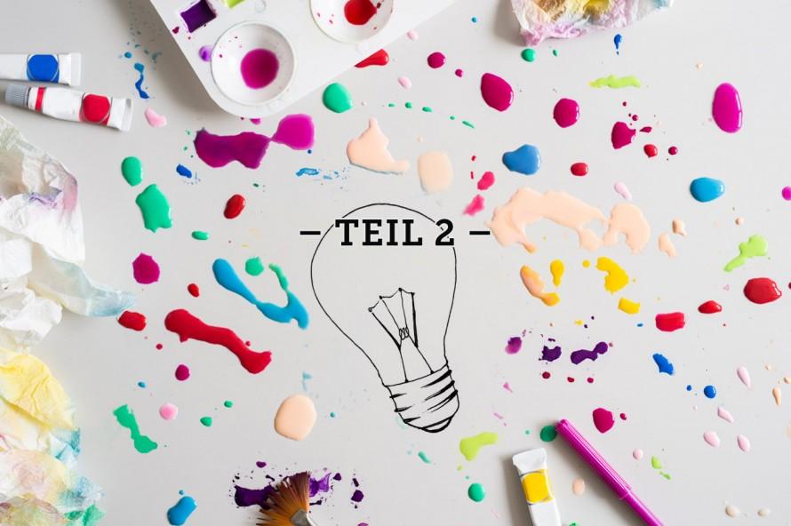Kreativ-Tipps für Designer
