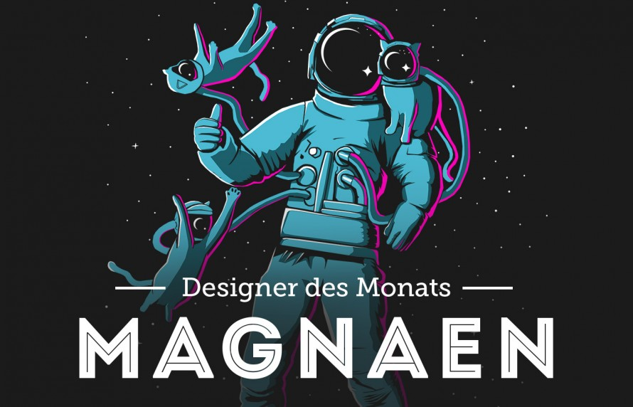 Designer des Monats: Magnaen