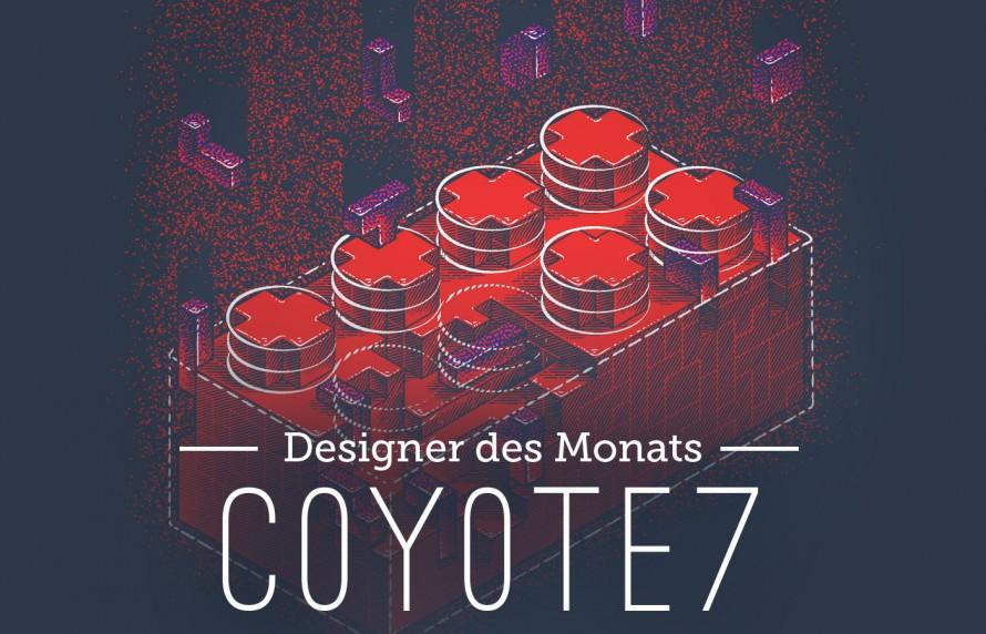 Designer des Monats: c0y0te7
