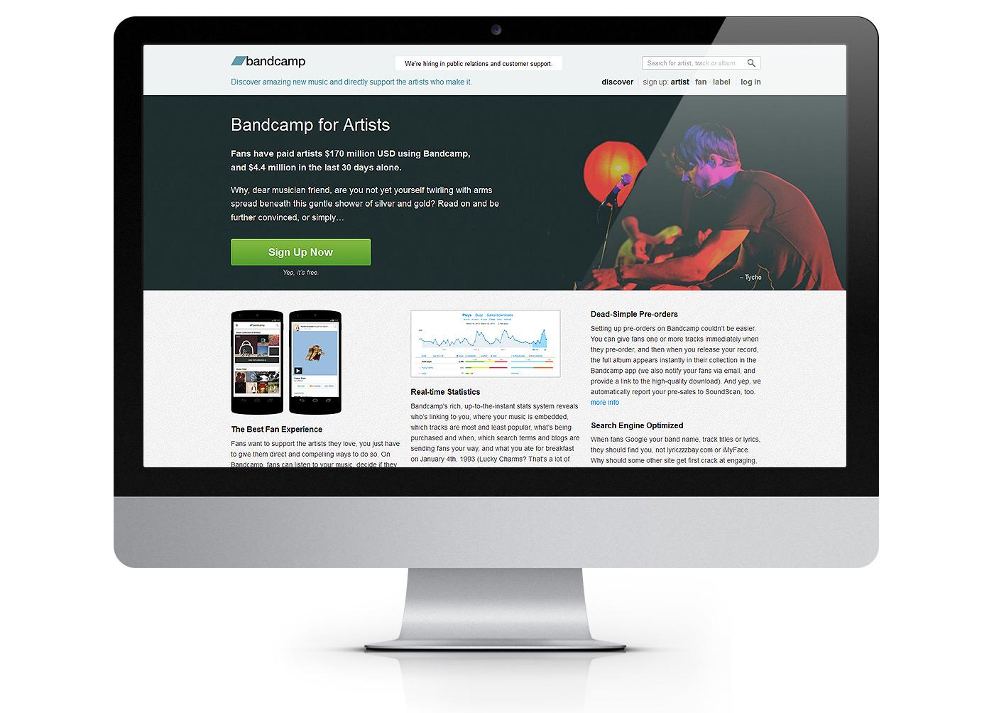 5 Plattformen um Deine Musik zu vermarkten - Das deutsche