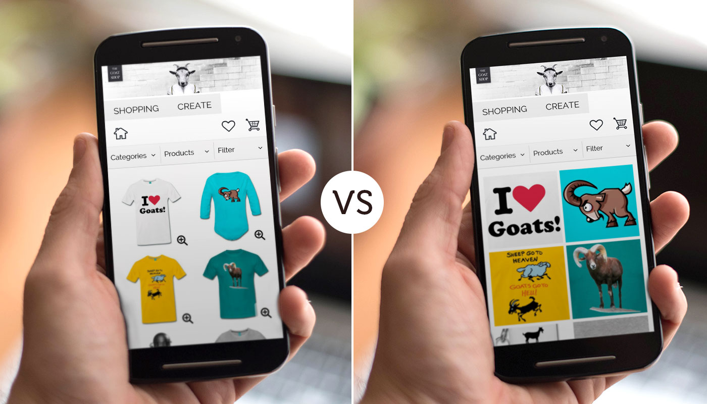 Shop produkte oder designs anzeigen spreadshirt blog for Design produkte shop