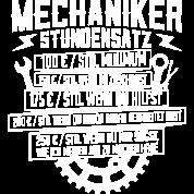 kfz mechatroniker mechaniker stundensatz langarmshirt spreadshirt. Black Bedroom Furniture Sets. Home Design Ideas