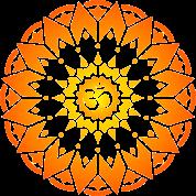 OM Zeichen Sanskrit Symbol Buddha Yoga Stoffbeutel | Spreadshirt