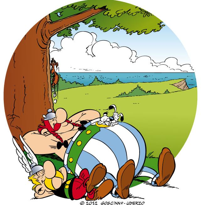 asterix und obelix setzen auf spreadshirt. Black Bedroom Furniture Sets. Home Design Ideas