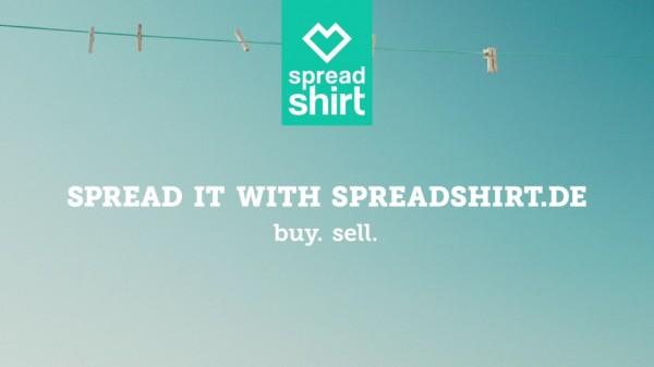 Spreadshirt Szene Spread it with Spreadshirt