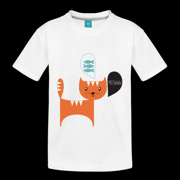Kinder-T-Shirt_MEOWWW