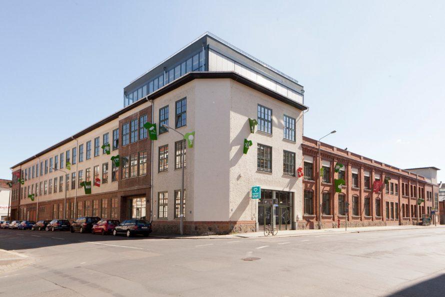 Gebäude Spreadshirt Leipzig Gießerstraße
