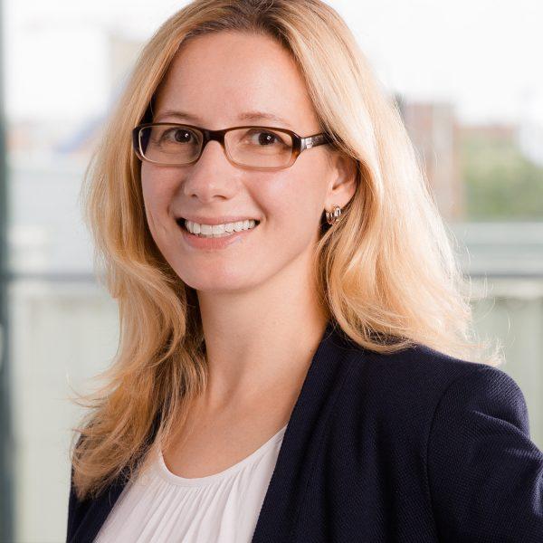 Bettina Sutter, Global Director of Product bei Spreadshirt