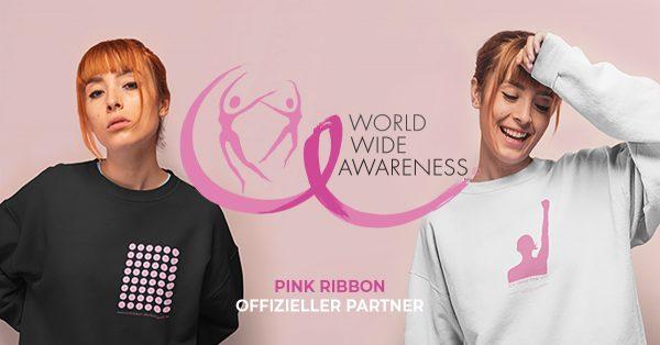 Pink is power - Gemeinsam Brustkrebs bekämpfen